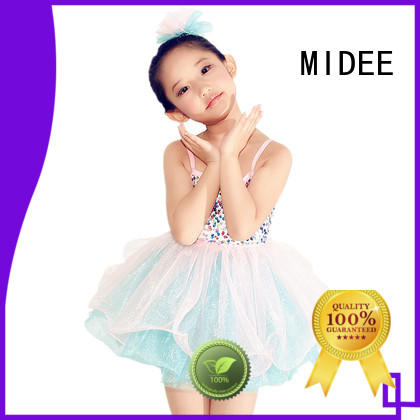 MIDEE Breathable dance costume supplier activities