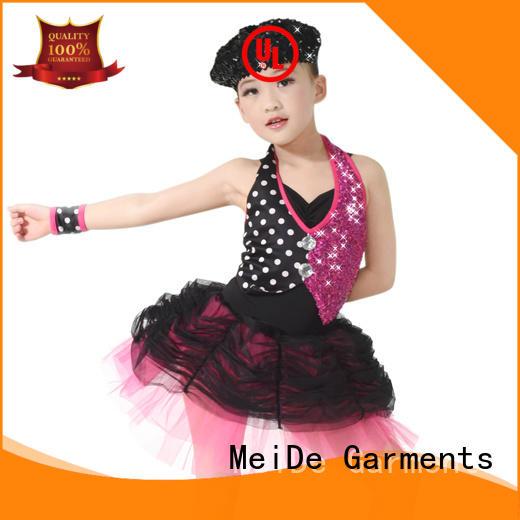 MIDEE adjustable ballet dress toddler bulk production Stage
