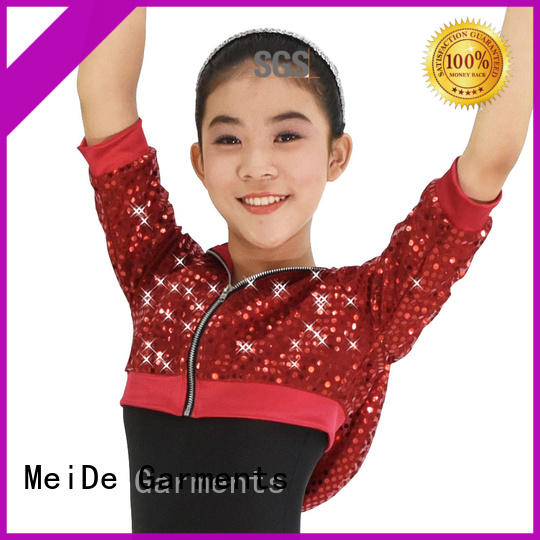 MIDEE lace ballet dancewear odm competition