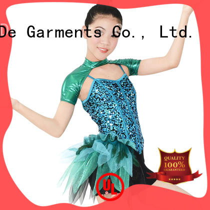 MIDEE tap jazz costumes for wholesale competition