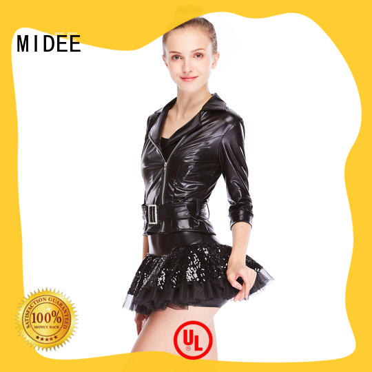 odm jazz costumes for competition dress for wholesale dance school