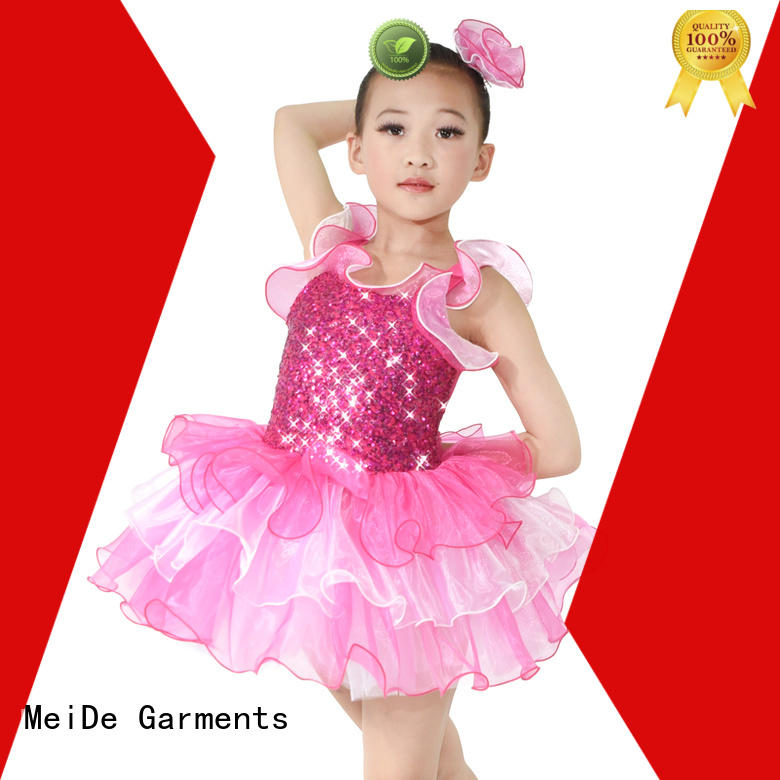 MIDEE anti-wear professional ballet costumes factory price Stage