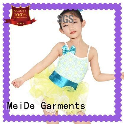 anti-wear ballet clothes bulk production dance school