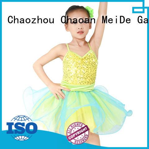 MIDEE long ballet attire factory price performance