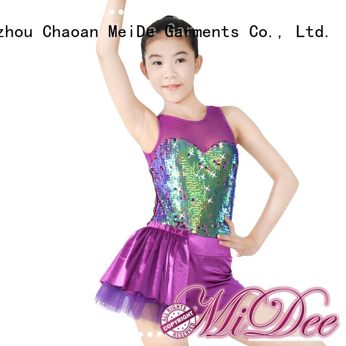 MIDEE comfortable womens ballet clothes factory price dancer