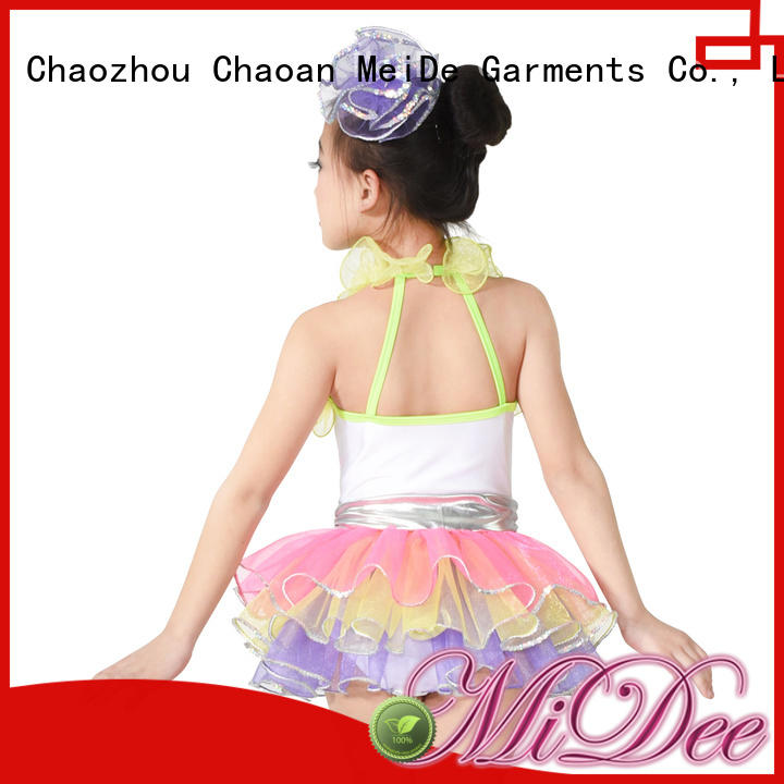 MIDEE comfortable ballet dance dress factory price performance