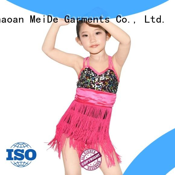 MIDEE fringe tap dance costumes for wholesale Stage