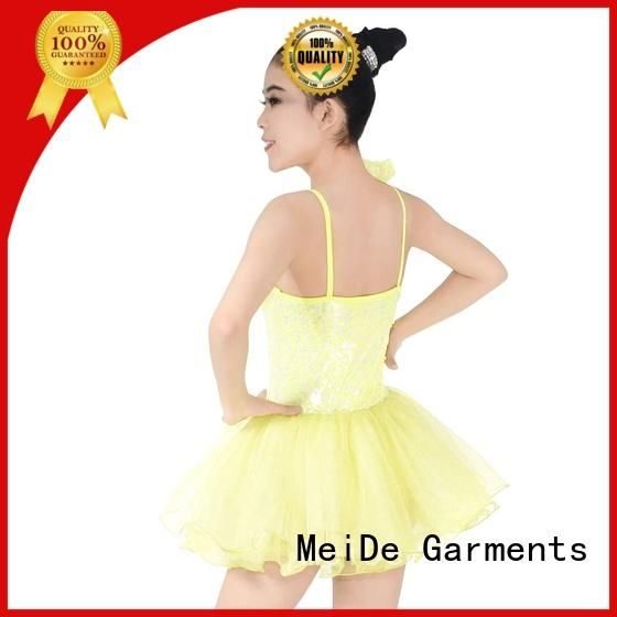 anti-wear ballet leotards dress factory price show