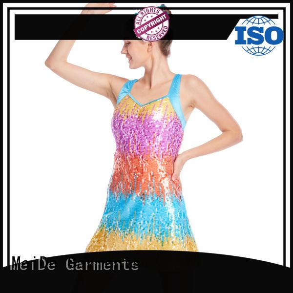 MIDEE cheerful jazz clothing customization performance