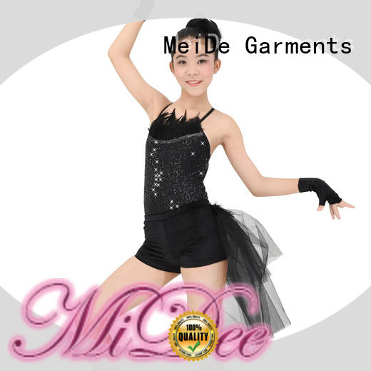 MIDEE adjustable toddler ballet outfit factory price performance