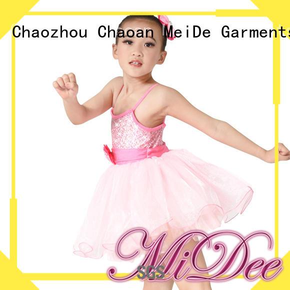 anti-wear ballet attire shoulder factory price dance school