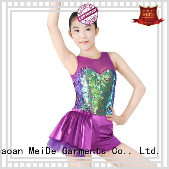 MIDEE shoulder ballet costumes odm performance