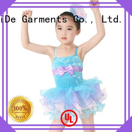 portable dance costume supplier activities