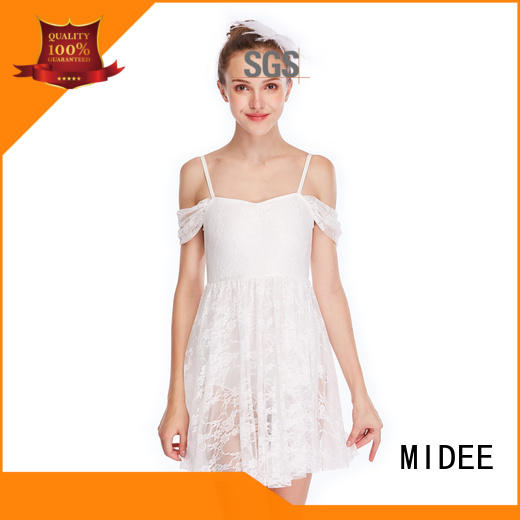 MIDEE customization girls lyrical dance costumes custom stage