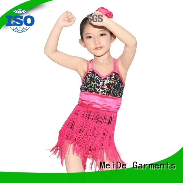 odm jazz dance costumes for competition jazz manufacturer show