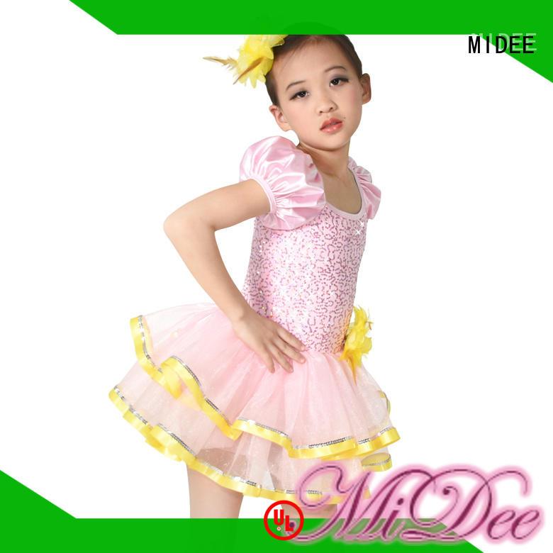 MIDEE sleeves ballet tutu odm show
